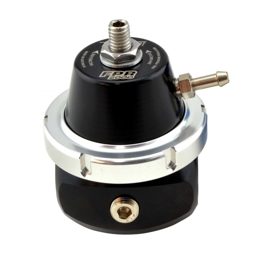 Turbosmart Regulator Ciśnienia Paliwa FPR-2000 AN8 - GRUBYGARAGE - Sklep Tuningowy